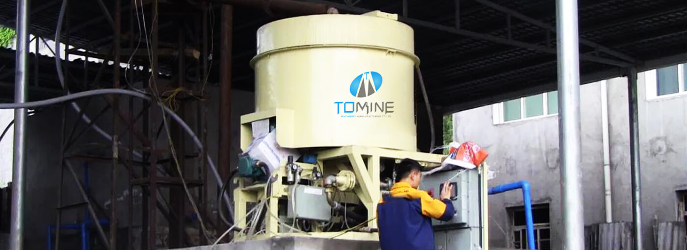 Gold Tailing Recyle