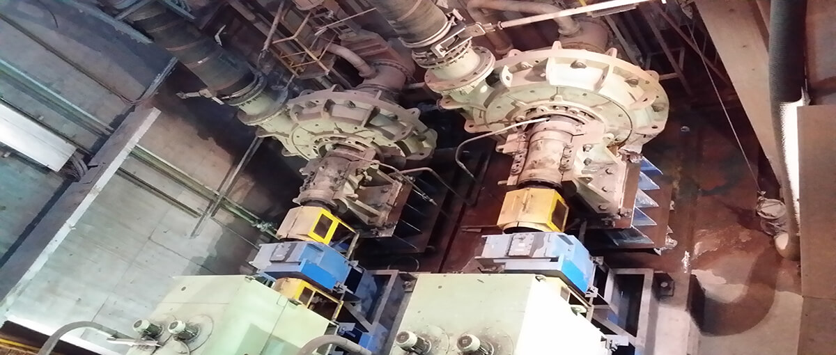 QUARTZ  BENEFICIATION PLANT